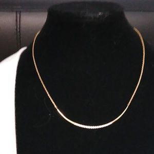 Stella and Dot Crystal band necklace